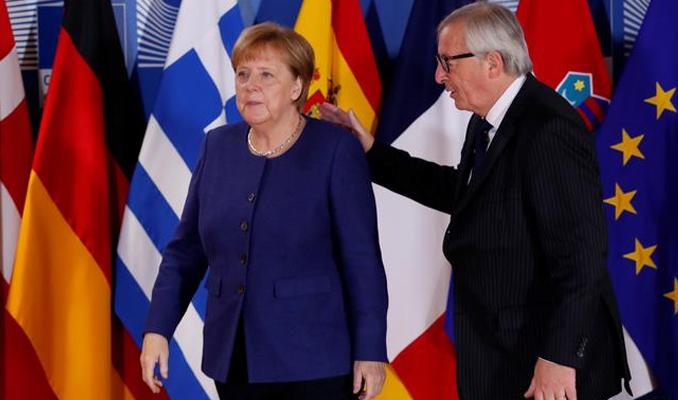 Juncker: Merkel AB görevi için son derece vasıflı