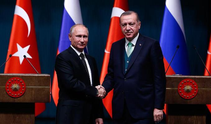 Rusya'da Erdoğan'ın Kırım ziyareti için hazırlık