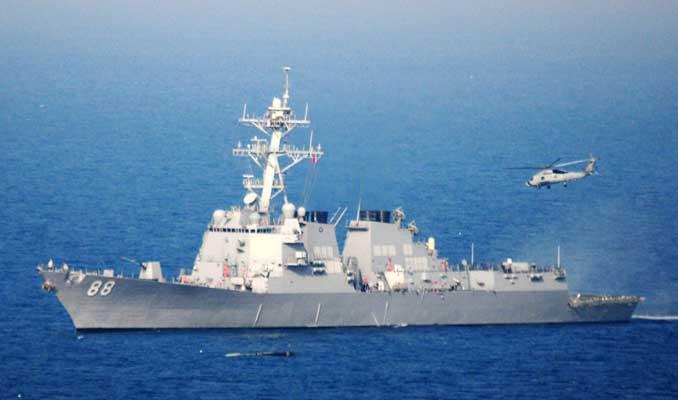 Güney Çin Denizi'nde gerilim artıyor!