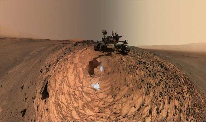 Mars'ta adını yaşatma projesine başvurularda Türkler üçüncü