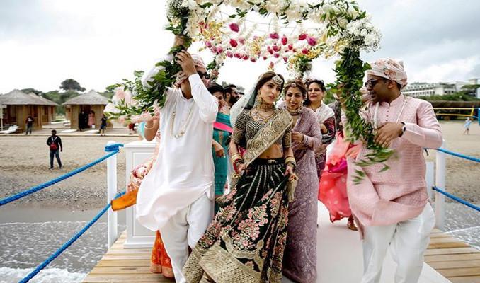Türkiye'nin Hint düğünlerinden ciro hedefi 300 milyon dolar