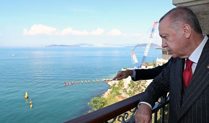 Cumhurbaşkanı Erdoğan Yassıada'da