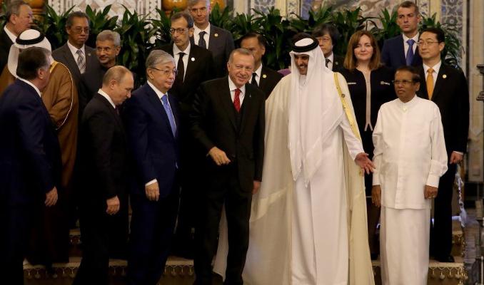 Erdoğan'dan Tacikistan değerlendirmesi
