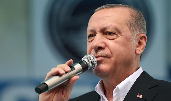 Erdoğan Bahçelievler'de halka hitap etti