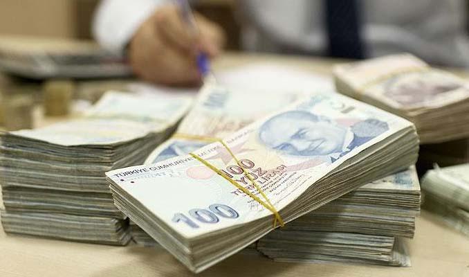 Hazine alacakları 18.6 milyar lira oldu