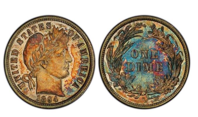 ABD'de 125 yıllık madeni para 1.32 milyon dolara satıldı