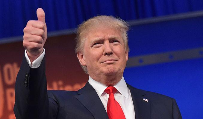 Trump bu seferde kendini 'seçilmiş kişi' ilan etti