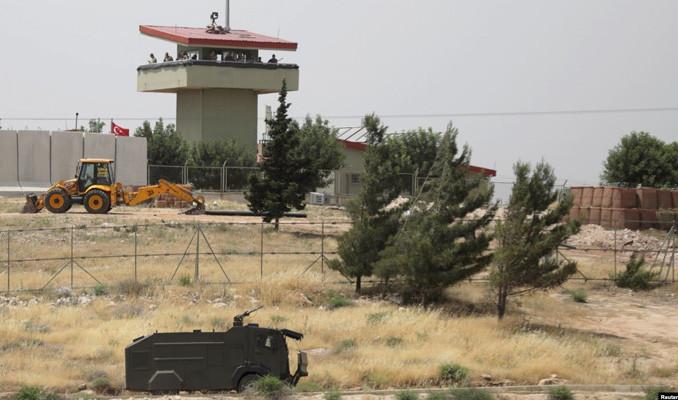 Suriye güçlerinden Türk gözlem noktasına taciz ateşi