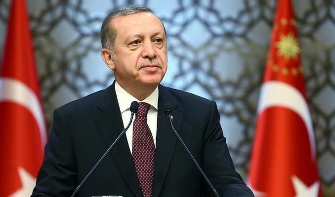Erdoğan: Bu kutlu çatının altından ayrılanların esamesi okunmamıştır