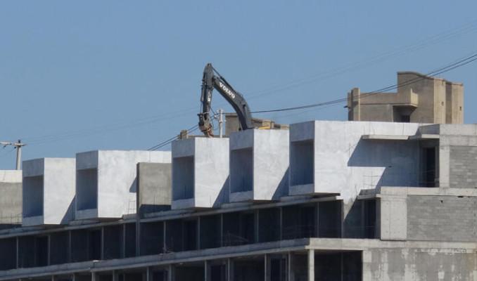Bodrum'da yıkım başladı! 1 hafta sürecek