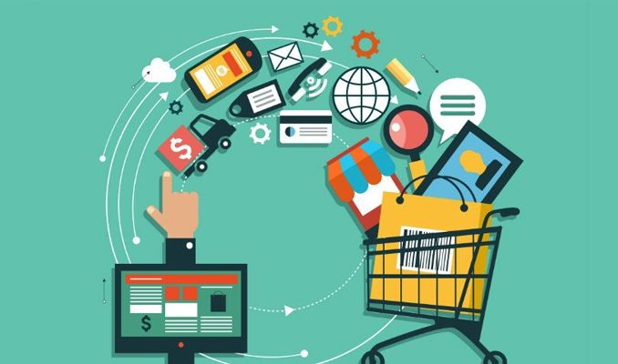 Almanya'da e-ticaret hacmi 72,6 milyar avroya ulaştı