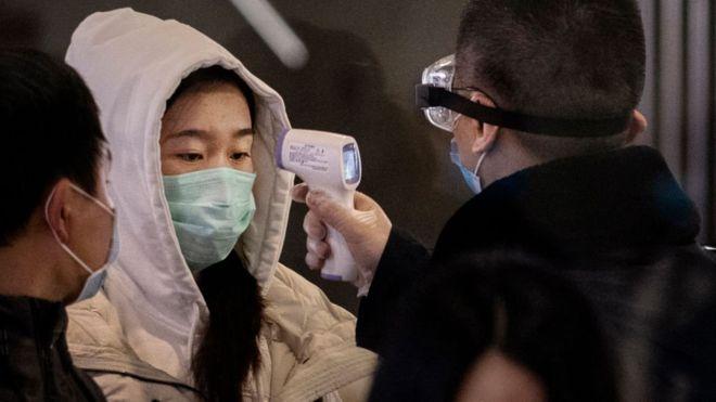 Çin'deki salgında ölü sayısı 25'e yükseldi
