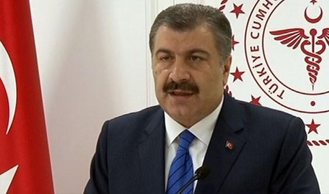 Sağlık Bakanı Korona virüsü açıklaması