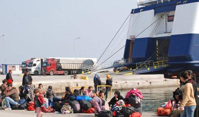 Yunanistan: Türkiye'ye günde 30 sığınmacı gönderiyoruz