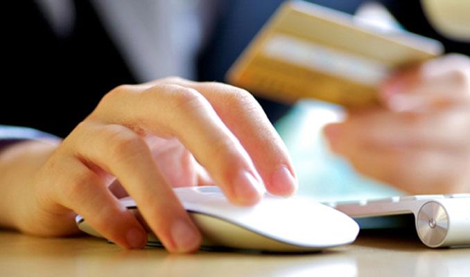 İnternetten kartlı ödeme gerçekleşen işyeri adedi 60 bini geçti