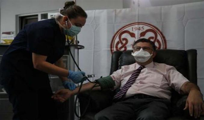 Korona virüs aşısı Ankara'da gönüllülere uygulanmaya başlandı