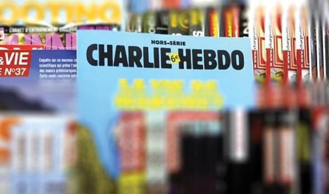 Charlie Hebdo'dan Erdoğan'a alçak saldırıya tepki seli