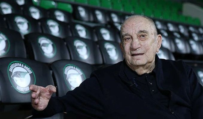 Türk basketbolunun efsanesi Yalçın Granit hayatını kaybetti