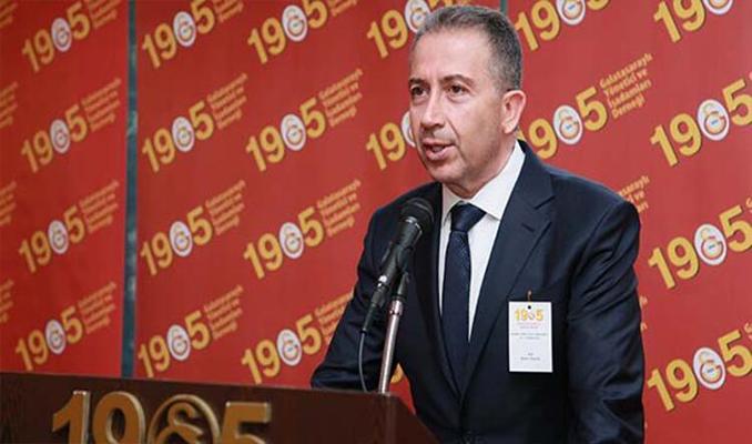 Metin Öztürk, Galatasaray başkanlığına aday olduğunu açıkladı
