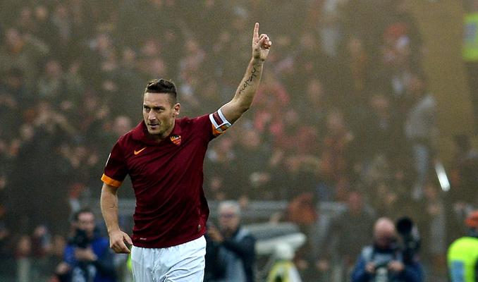Francesco Totti Kovid-19'a yakalandı