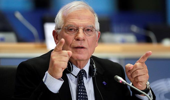 Borrell: Türkiye ile ilişkilerde kritik bir noktadayız