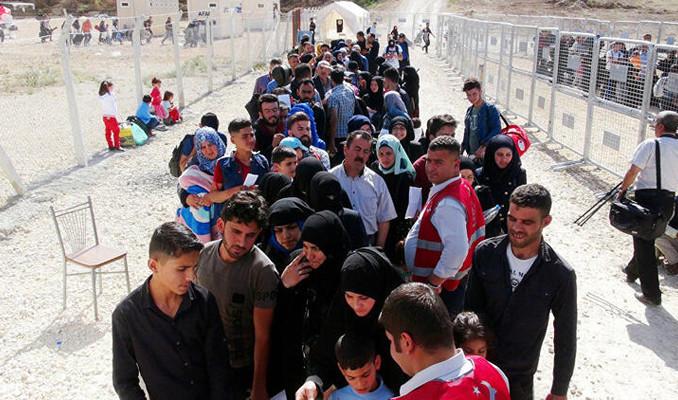 İçişleri Bakanlığı Türkiye'deki Suriyeli sayısını açıkladı