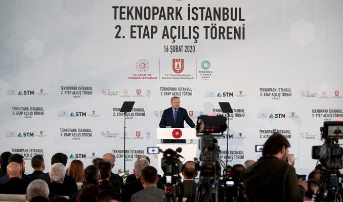 Erdoğan: Buradan iş dünyamıza sesleniyorum