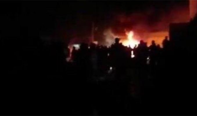 Tel Abyad'da bomba yüklü araçla saldırı! Teröristler yakalandı