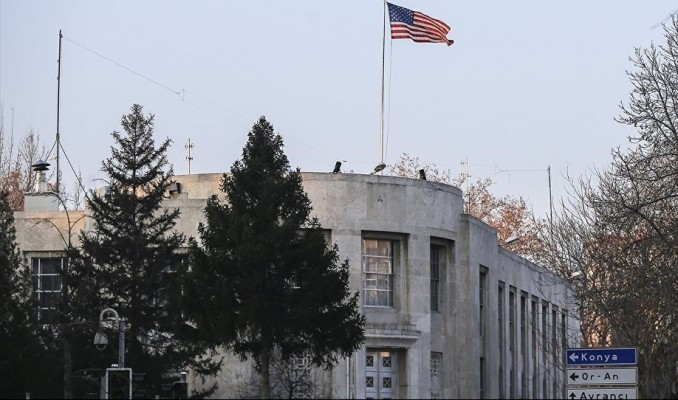 ABD'nin Ankara Büyükelçiliği taziye mesajı yayımladı
