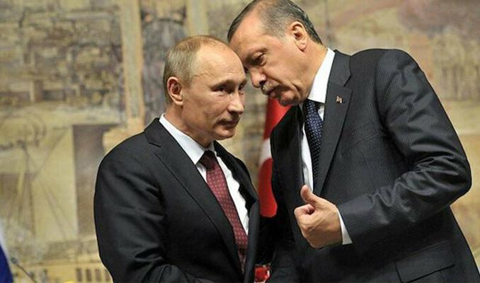 Erdoğan'dan Putin'e: Rejimin tüm unsurları meşru hedeftir