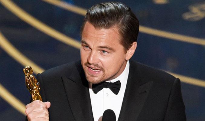 DiCaprio virüs mağdurları için dernek kuruyor