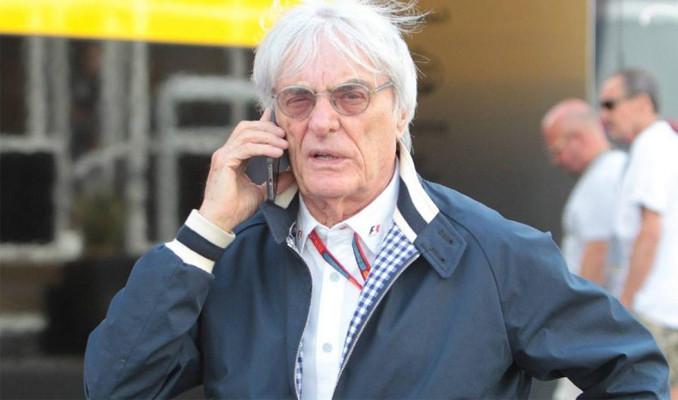Formula 1'in eski patronu 89 yaşında baba olacak