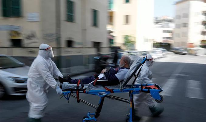 İtalya'da koronavirüsten ölenlerin sayısı 14 bin 681'e yükseldi