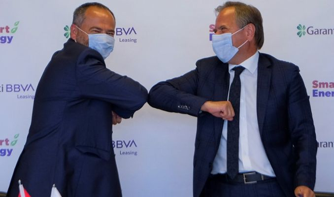 Garanti BBVA Leasing önemli bir partnerliğe imza attı