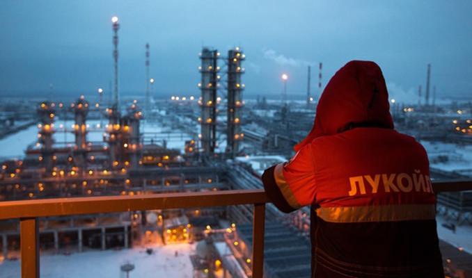 Rusya'nın petrol gelirleri azaldı