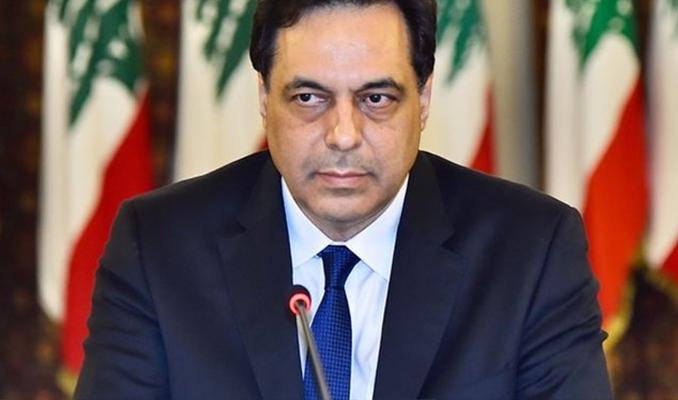 Lübnan Başbakanı Diyab istifayı resmen duyurdu