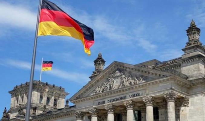 Almanya'nın yıllık enflasyonu sıfırın altında kaldı