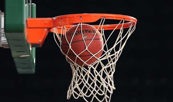 Basketbolda sezonun ilk yarısı seyircisiz oynanacak