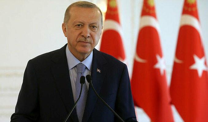 Erdoğan: Ülkemizin hedefleri için ter döküyoruz