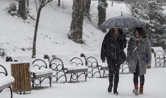 Meteoroloji illeri tek tek saydı ve uyardı! Yoğun kar yağışı bekleniyor