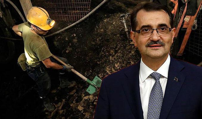 Bakan Dönmez: Maden üretimi 3 ayda yüzde 41 arttı