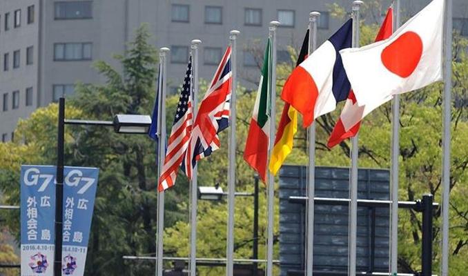 G7'den DSÖ'ye şeffaf soruşturma çağrısı
