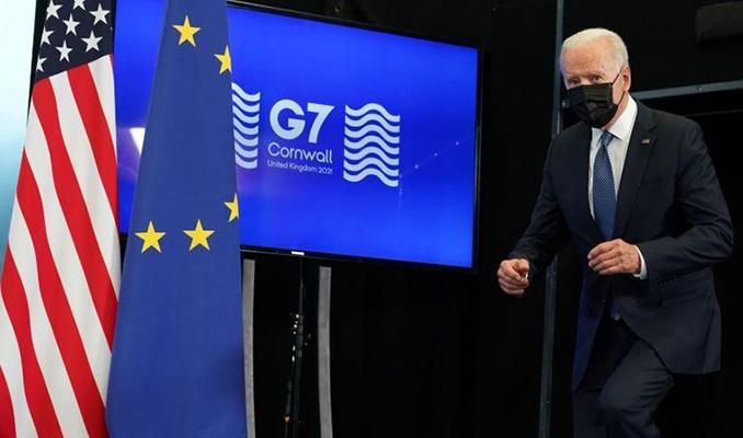 ABD Başkanı Biden: Otokrat hükümetlerle yarış içindeyiz