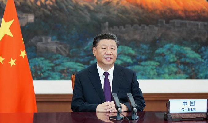 Çin Devlet Başkanı'ndan tarihi ziyaret