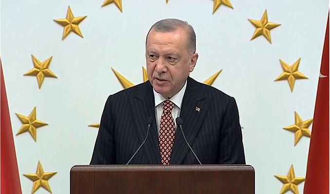 Erdoğan: 12 aylık ihracatımız rekor kırdı