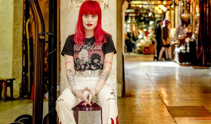Dünya modasının yeni Türk süperstarı: Dilara Fındıkoğlu