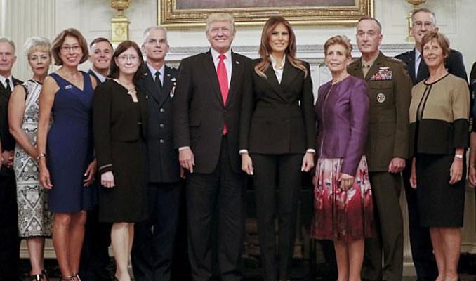 Trump'tan Kuzey Kore ve İran'a üstü kapalı tehdit