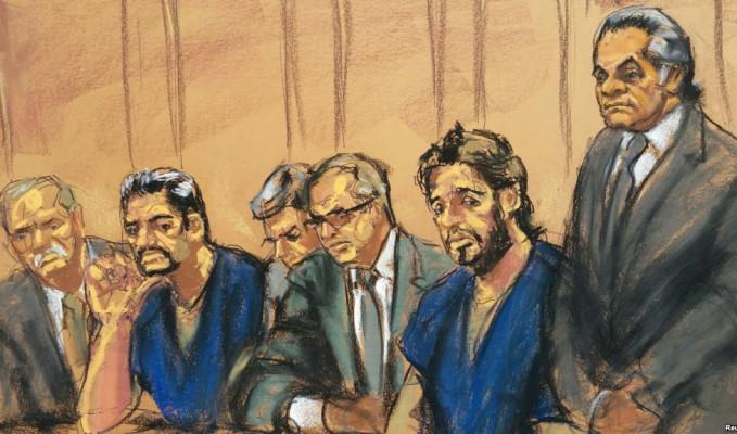 Sarraf davasında tanıklara onay çıktı