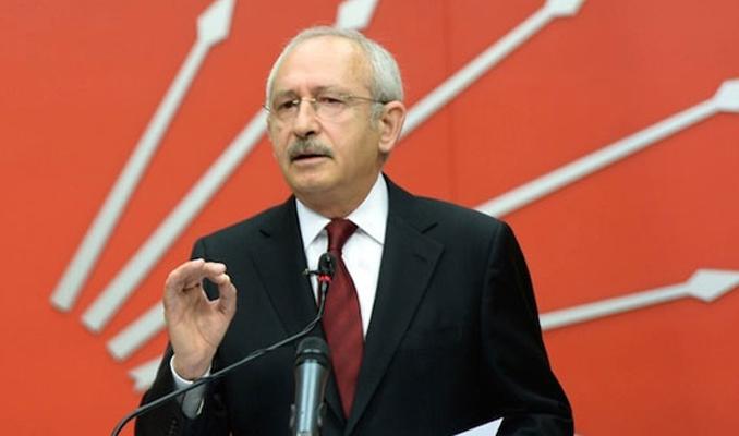 CHP'den Kılıçdaroğlu için flaş önerge