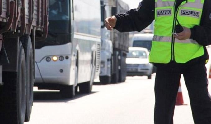 İstanbul'da polis denetimi